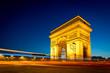 Fototapeten,arc de triomphe,paris,frankreich,champs elysees