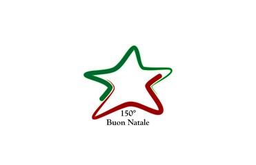 Merry Christmas Italy, 150 years