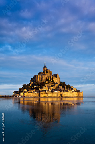 Le Mont Saint Michel, France - 35688031