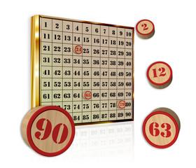 Bingo 3D