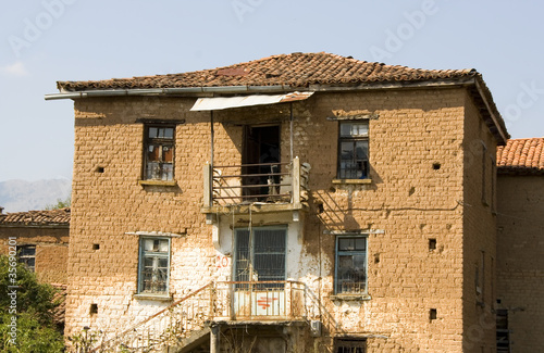 Traditional Old house at Florina (Makedonia,Greece)