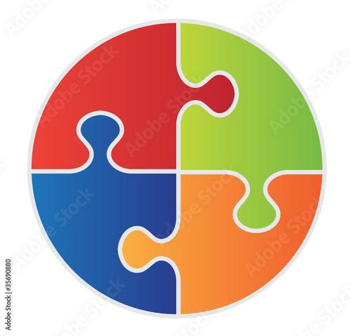 Round Puzzle