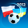 Fussball Europameisterschaft 2012 in Polen-Ukraine