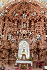 Virgen del Carmen, Iglesia del Carmen de Antequera