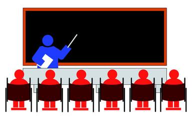 Lezione all'Università - corso formativo