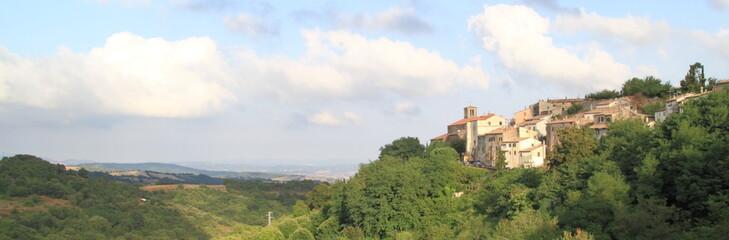 Campagna vicino a Scansano,Toscana