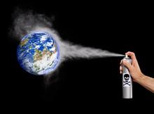 Zanieczyszczają planetę Ziemię.