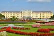 Promenade dans les jardins de Schonbrunn
