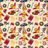 seamless f1 racing pattern