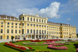 Le Palais de Schonbrunn dans Vienne