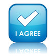 """""""I AGREE"""" Web Button (accept terms and conditions contract ok)"""