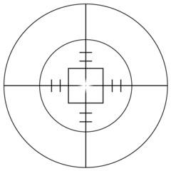 Fadenkreuz crosshair