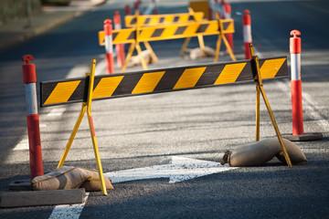 Council road blocks