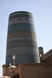Uzbekitan, the incomplete minaret poster