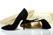 Die neuen Schuhe aus Italien