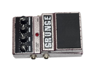 Used Grunge Funky Guitar Pedal