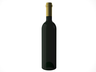 Botella tinto red bottle