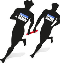 2012 relay race