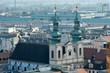 Depuis la cathédrale Saint Etienne de Vienne