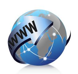 ベクター、世界のインターネット