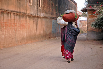 Rajastan, donne al lavoro