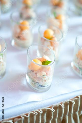 Ananaskirsche Salat