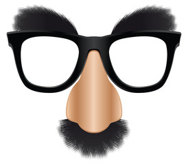 Groucho mask