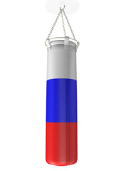 PUNCHING BAG RUSSIA