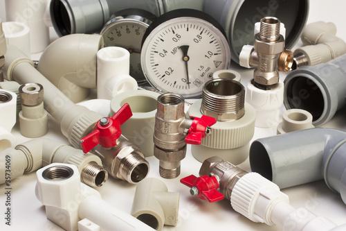 Plumbing fixtures - 35734069