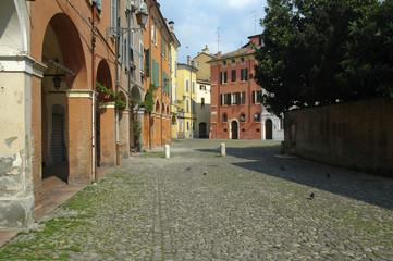 Piazza della Pomposa, Modena