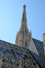 Clocher de Saint Etienne à Vienne