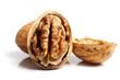 Close up of fresh walnut