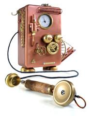 Copper Phone.