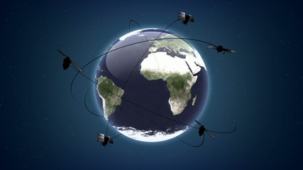 TERRE SATELLITE
