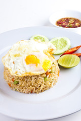 Fried Rice with Fried Egg3