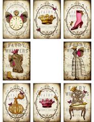 Fairy Accessories ATC