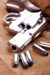cartucce e pistola - sette