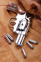 cartucce e pistola - nove