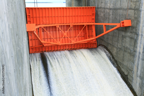 red water gate - 35750892