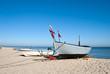 Leinwandbild Motiv ZIW 1 am Strand von Zinnowitz
