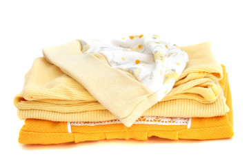 Yellow Baby Clothes