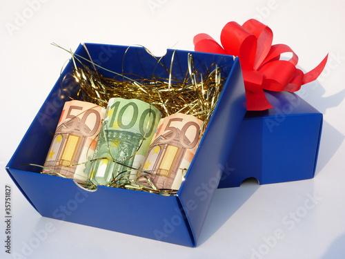 geldgeschenk