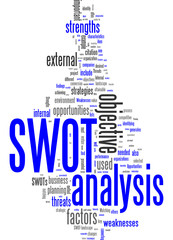 SWOT analysis (strategy, project, start up)