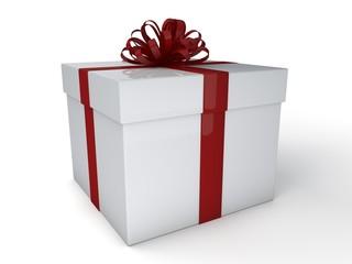 3d Rendering Geschenk