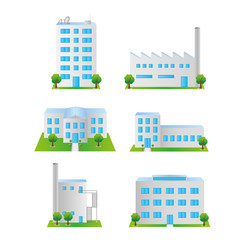 little vector industry and business houses