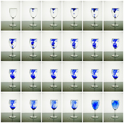 Sequence verre