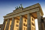 Fototapety Brandenburg gate in Berlin