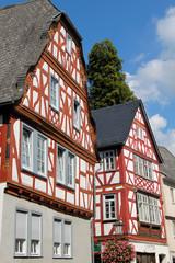 Historisches Holzfachwerk