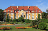 Kochcice palace in Poland