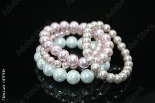 Perlenkette - 35757880
